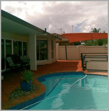 Patios - Gold Coast - Brisbane - patios Before Round Lake