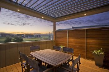 Patios - Gold Coast - Brisbane - Tea Table Wood Fencing