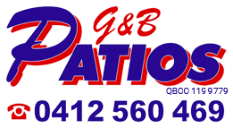 GB Patios - Logo