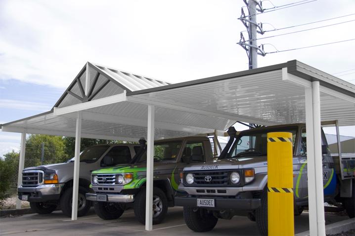 Patios - Gold Coast - Brisbane - Carports Three Car