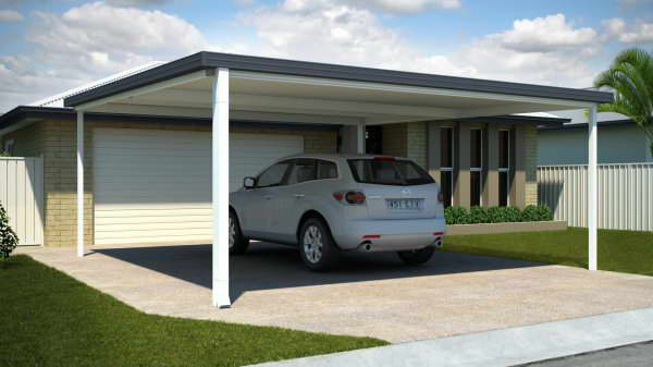 Patios - Gold Coast - Brisbane - Carports Single Car