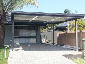 Patios - Gold Coast - Brisbane - Outdoor space Roofing