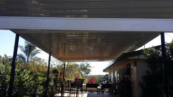 Patios - Gold Coast - Brisbane - Outdoor space Surrounded by Garden