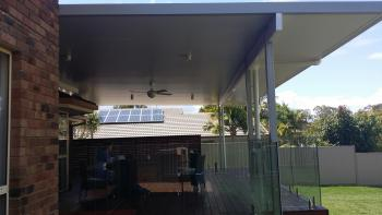 Patios - Gold Coast - Brisbane - Glass Fencing