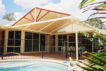 Patios - Gold Coast - Brisbane - gablepatio_scene