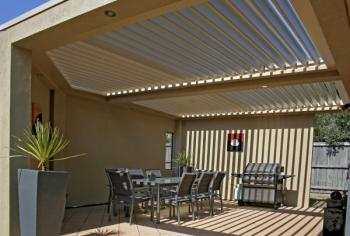 Patios - Gold Coast - Brisbane - Outdoor Tea Table